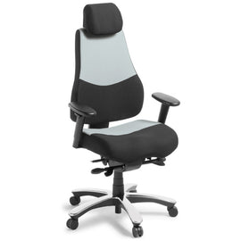 Control Room Chair - Heavy Duty Office Chair - Office Chair Headrest