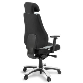 Control Room Chair - Heavy Duty Office Chair - Office Chair Headrest back
