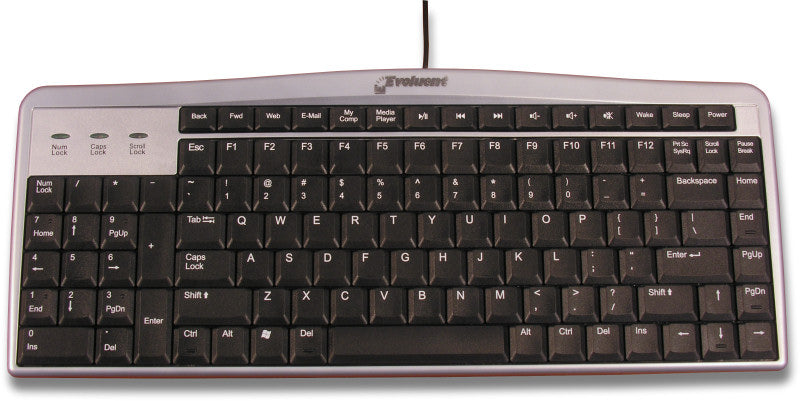 EVO Lefthand Keyboard - Left Handed Keyboard - Mouse Friendly for lefthanded people