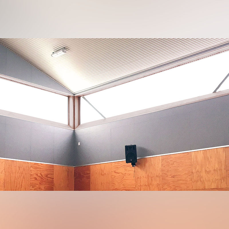 Acoustic Hanging Panel - Office Acoustics - Sound Panels  hall