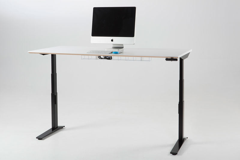 Stand Up Desk - Sit to Stand Workstation - Fit Sit Stand