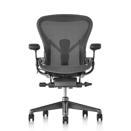 Herman Miller Aeron Chair - Aeron Remastered office chair - Don Chadwick