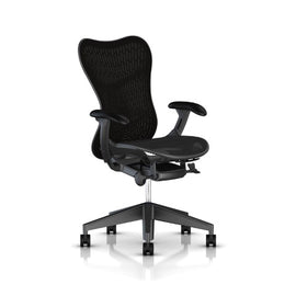 Herman Miller Mirra 2 Chair - Mirra Chair - Ergonomic Mirra Chair- lean light responsive chair