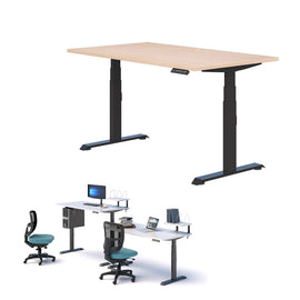 Alpine II - Height Adjustable Desk