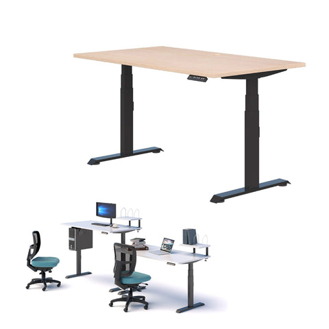 Alpine II - Electric Height Adjustable Desk