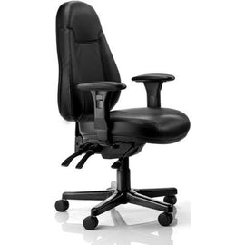 Buro Persona 24/7 Leather - Heavy Duty Chair - 24 Hour Chair
