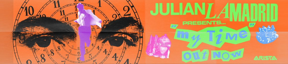 Julian Lamadrid: My Time