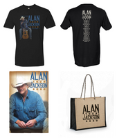 Alan Jackson – 2020 Tour Bundle