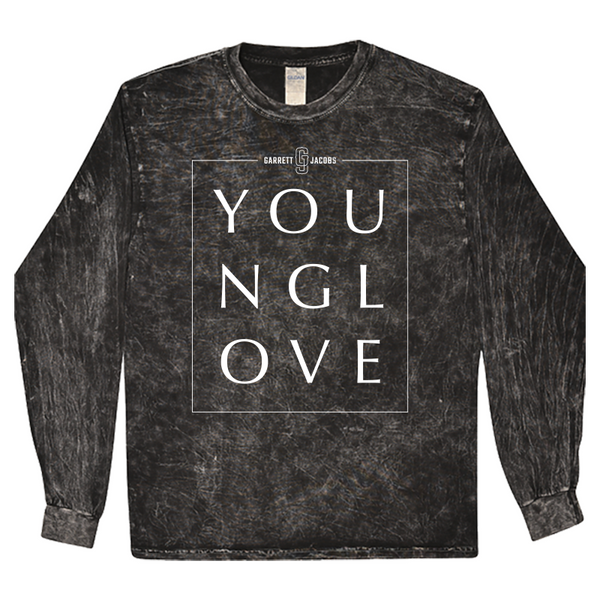Garrett Jacobs – Young Love Long Sleeve Tee