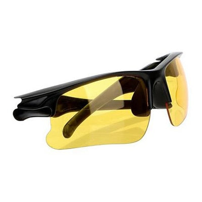 Glare Cancelling Night Vision Glasses - NO MORE Light Glare While Driving at Night