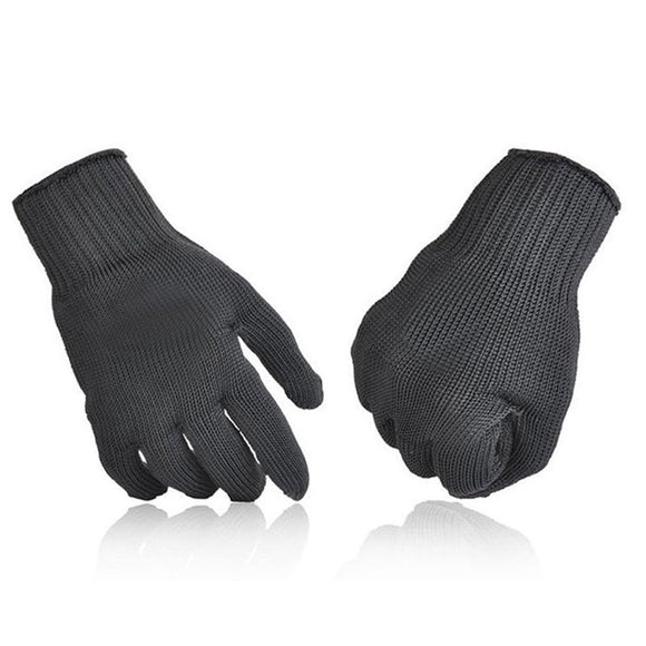 Cut Resistant Protective Steel Executioner Work Gloves - ZGB