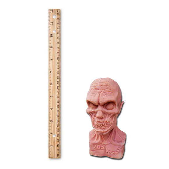 MINI Squishy Stress Relieving Impact Resistant Ivan Head Target - ZGB