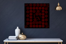 Load image into Gallery viewer, Diatom (Red series #4)