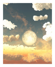Load image into Gallery viewer, Evening Rise (Cloud series #18)