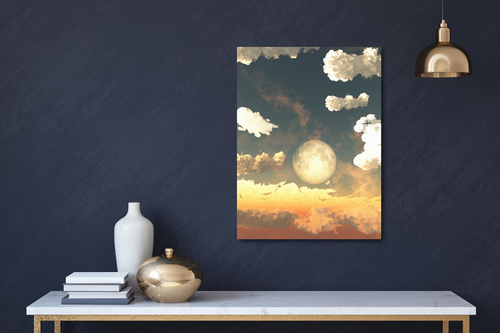 Evening Rise (Cloud series #18)