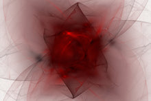 Load image into Gallery viewer, Folds in Red (Red series #12)