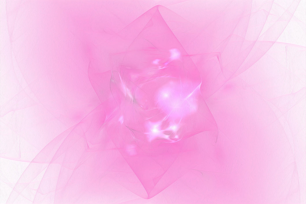 Folds in Pink (Divine Love)