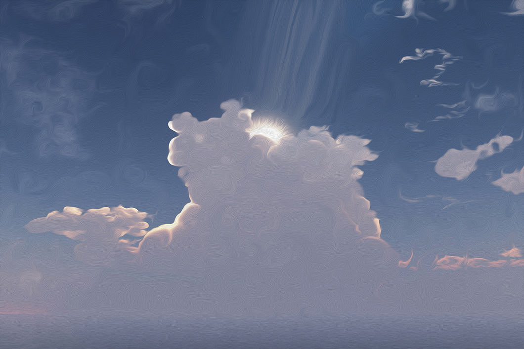 Gates of Heaven (Cloud series 22)