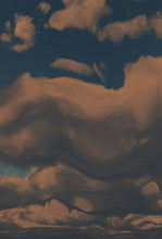 Load image into Gallery viewer, Late Afternoon (Cloud series #2)