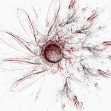 Load image into Gallery viewer, Splatter (Red series #1)