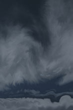 Load image into Gallery viewer, Storm Front - Limited edition metal print