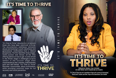 It's Time to Thrive DVD