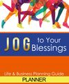 JOG to Your Blessings Life and Business Planner PDF