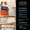 JOG to Your Blessings Life and Business Planner- Hard Copy
