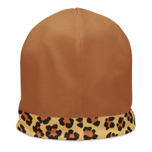Load image into Gallery viewer, Reversible AniPrint Beanie