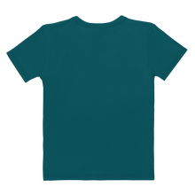 Load image into Gallery viewer, Women's V-neck 2 Tone Teal