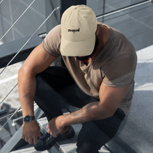 Load image into Gallery viewer, Eye Cycle Distressed Dad Hat