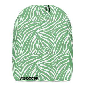 Minimalist Backpack Sage Vibes