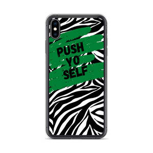 Push Yo Self iPhone Case