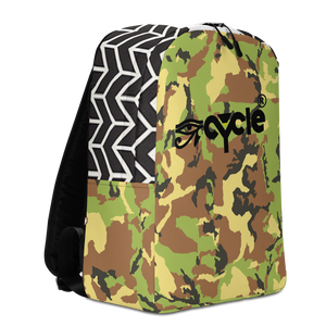 Minimalist Backpack Camo