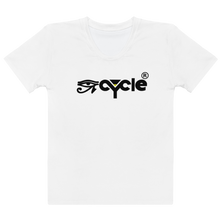 Load image into Gallery viewer, Eye Cycle Women's T-shirt