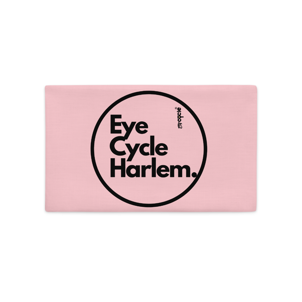 EyeCycle Pink Premium Pillow Case