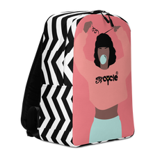 Load image into Gallery viewer, Crop Top Hair Minimalist Backpack