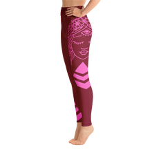 Load image into Gallery viewer, Yoga Leggings Budha Burg