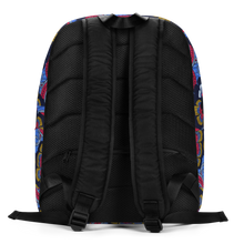 Load image into Gallery viewer, Flowered Backpack