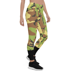 Leggings Camo Combo