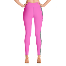 Load image into Gallery viewer, Pink Path Leggings