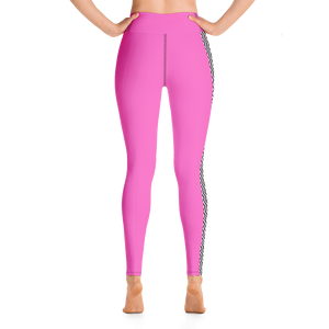 Pink Path Leggings