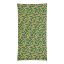 Load image into Gallery viewer, Green Soft Camo Neck Gaiter