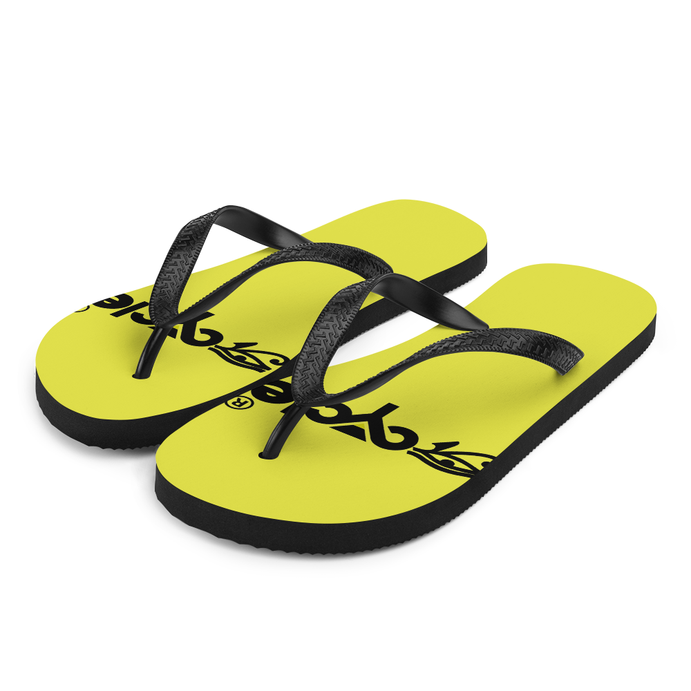 EyeCycle Lime Time Flip-Flops