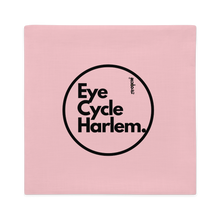 Load image into Gallery viewer, EyeCycle Pink Premium Pillow Case