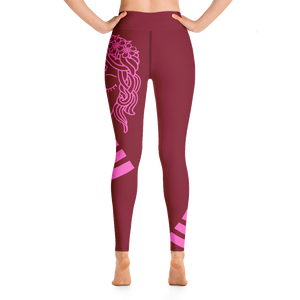 Yoga Leggings Budha Burg