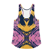 Load image into Gallery viewer, Women's Racerback Tank Purple Haze 2
