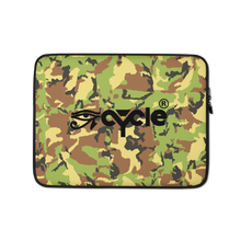 Load image into Gallery viewer, Laptop Sleeve Camo