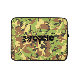 Laptop Sleeve Camo