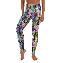 Load image into Gallery viewer, Un -Organized Artsy Leggins